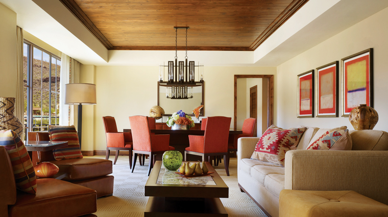 The Ritz-Carlton, Dove Mountain Premier Suite