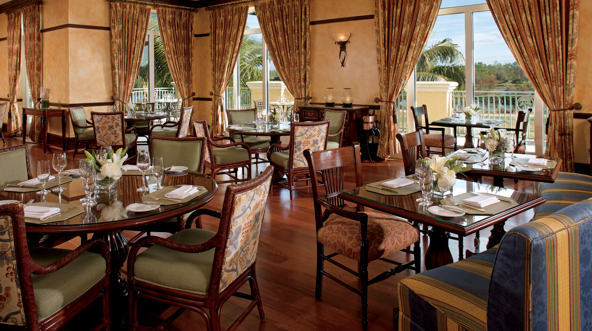 The Ritz-Carlton Golf Resort, Naples Club House