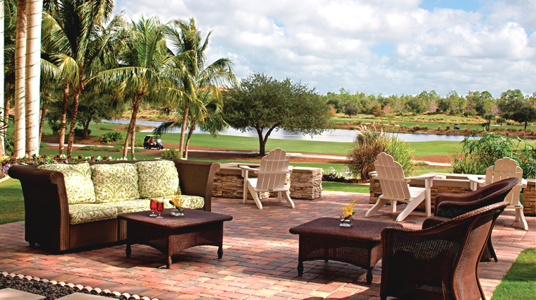 The Ritz-Carlton Golf Resort, Naples Bella Vista Terrace