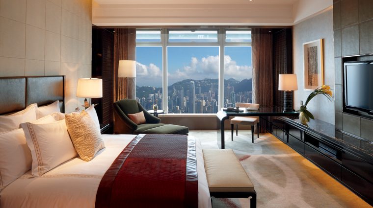 The Ritz-Carlton, Hong Kong Harbour Island Room