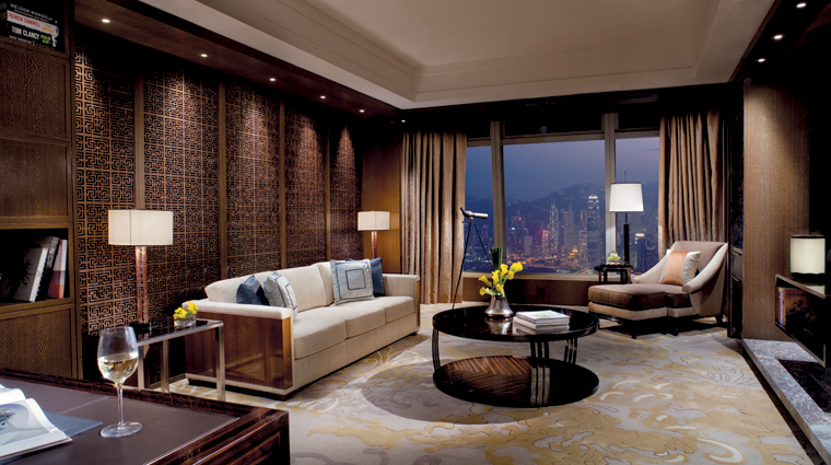 The Ritz-Carlton, Hong Kong Premier Executive Suite