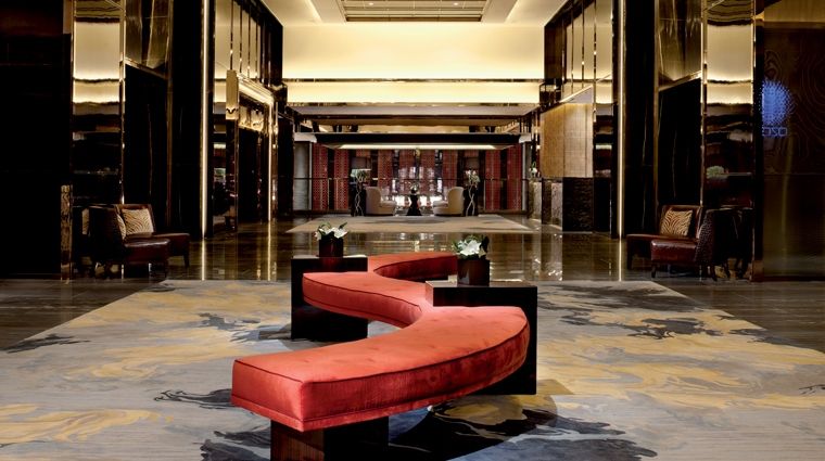 The Ritz-Carlton, Hong Kong Hotel Lobby