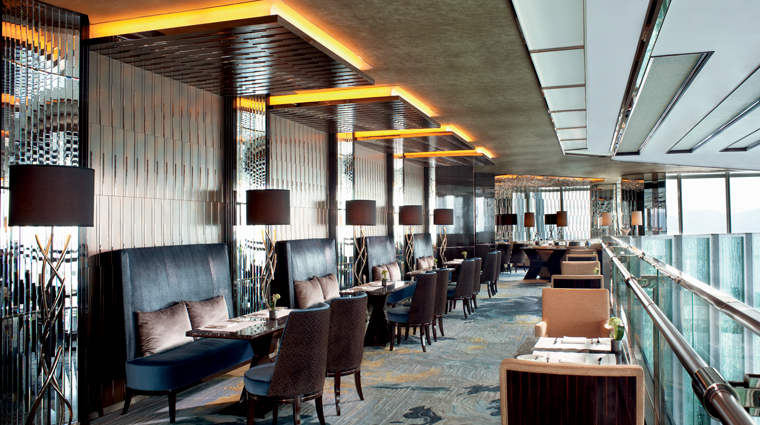 The Ritz-Carlton, Hong Kong Café 103