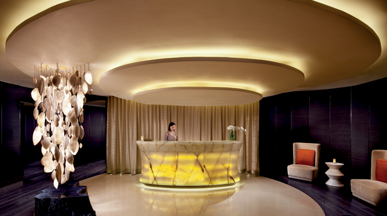 The Ritz-Carlton Spa by ESPA Reception