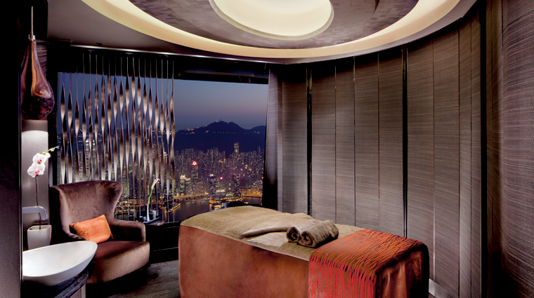The Ritz-Carlton Spa by ESPA Treatment Room