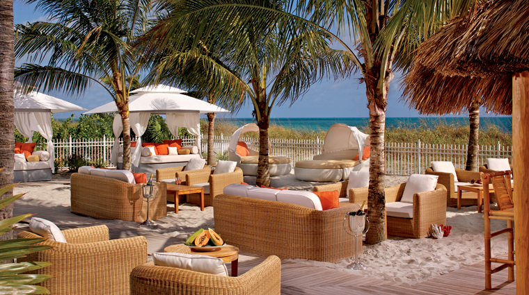 The Ritz Carlton Key Biscayne Miami Oceanfront Burger Lounge