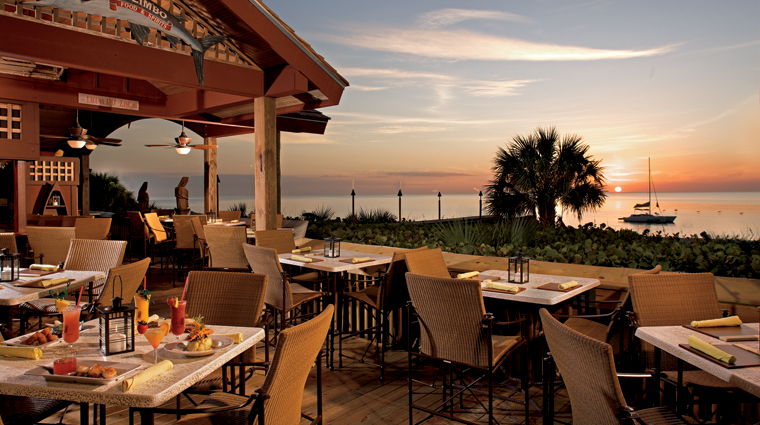 The Ritz-Carlton, Naples Gumbo Limbo Terrace