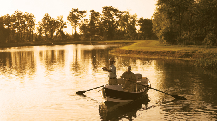 The Ritz-Carlton Orlando, Grande Lakes Fly Fishing School