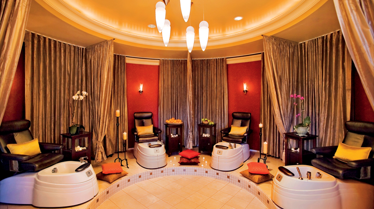 The Ritz-Carlton Spa, Orlando, Grande Lakes Pedicure Room