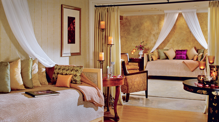 The Ritz-Carlton Spa, New Orleans Ladies Relaxation Lounge