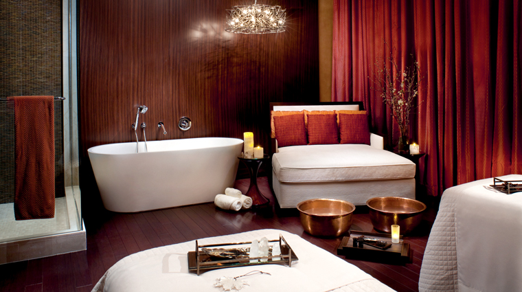 The Ritz-Carlton Spa, Toronto Couples Treatment Room