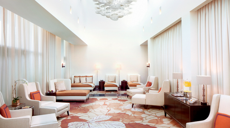 The Ritz-Carlton Spa, Toronto Urban Sanctuary Relaxation Room