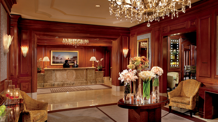 The Ritz-Carlton, Washington D.C. Lobby