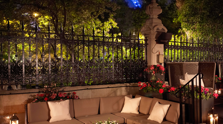 The Royal Horseguards Hotel Terrace