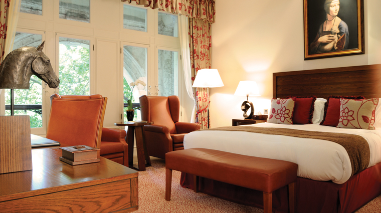The Royal Horseguards Hotel Deluxe Double Guest Room