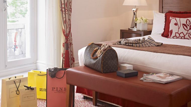 The Royal Horseguards Hotel Guest Room