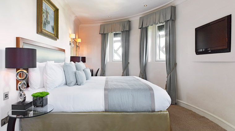The Royal Horseguards Hotel Tower Suite Bedroom
