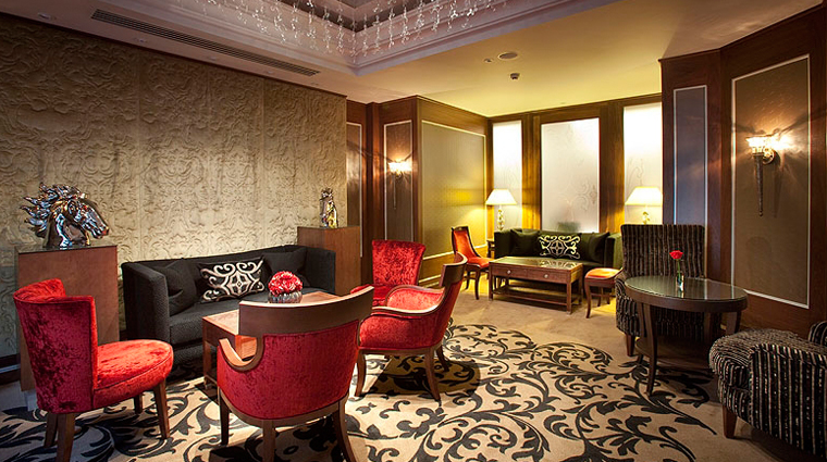 The Royal Horseguards Hotel Lobby Lounge