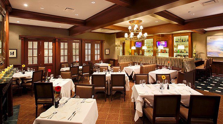 The Rugby Grille Dining Room