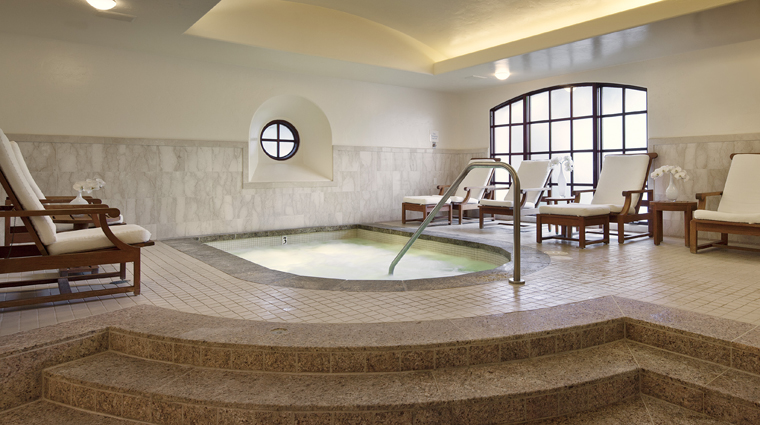 The Spa at Bacara Whirlpool