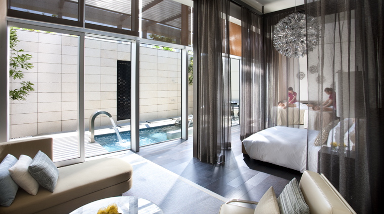 Crown Spa Villa, Cotai, Macau