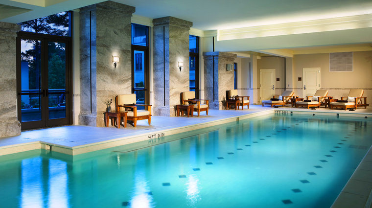 The Spa at Mandarin Oriental, Atlanta Spa Lap Pool