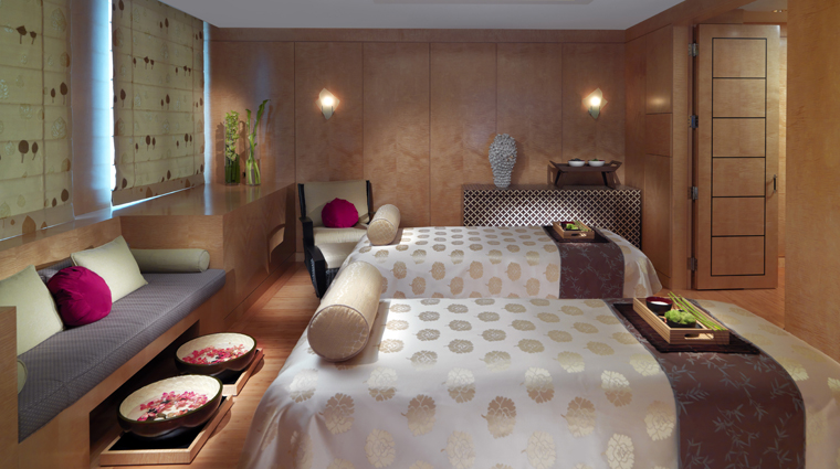 The Spa at Mandarin Oriental, Boston Couples Treatment Room