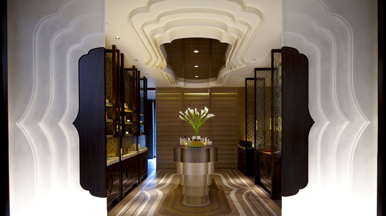 The Spa at Mandarin Oriental, Singapore Entrance