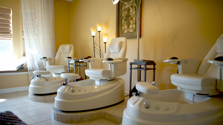 The Spa at Reunion Resort Pedicure Stations