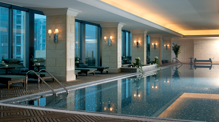 The Spa at Ritz-Carlton, Beijing Pool