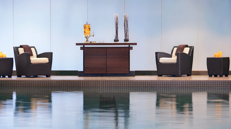 The Spa at Trump Chicago Relaxation Pool