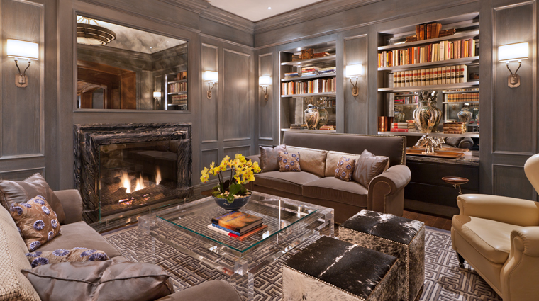 The St. Regis Aspen Resort Library