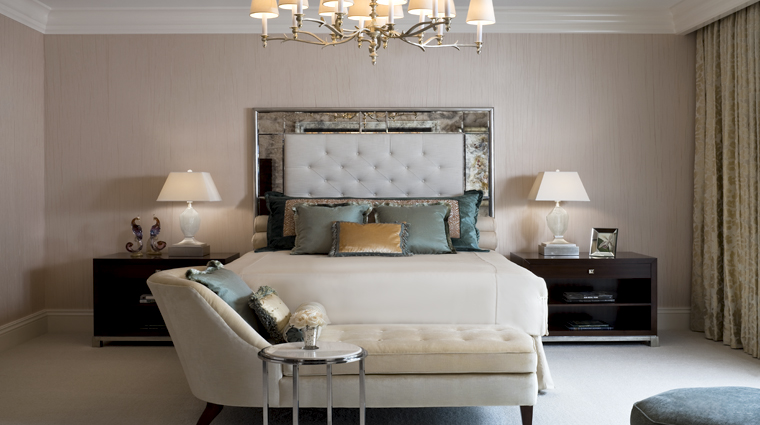The St. Regis Atlanta Empire Suite Bedroom