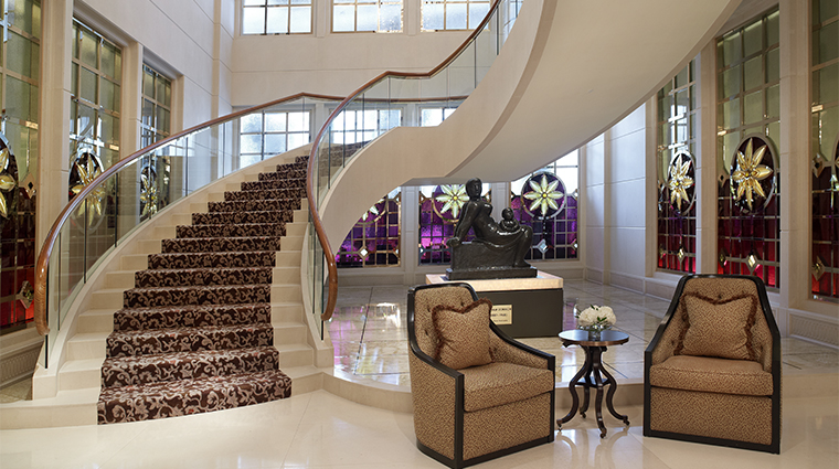 The St. Regis Singapore Lobby