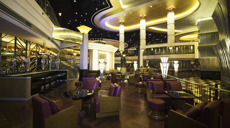 The Venetian Macao Resort Hotel Café Deco