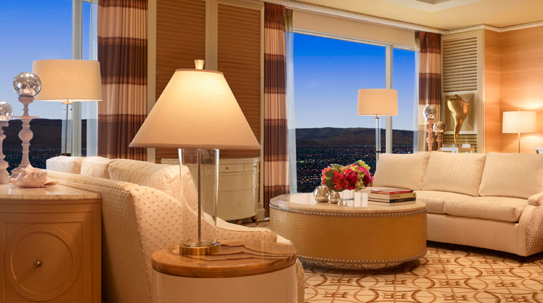 Tower Suites at Wynn Las Vegas Tower Room