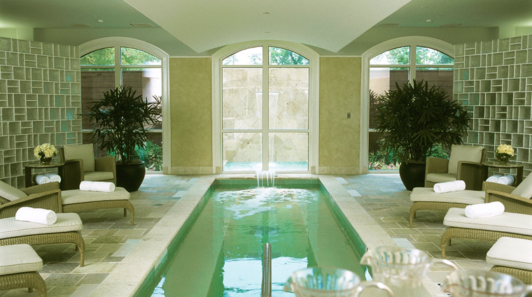 Trellis, The Spa at The Houstonian Spa Pool