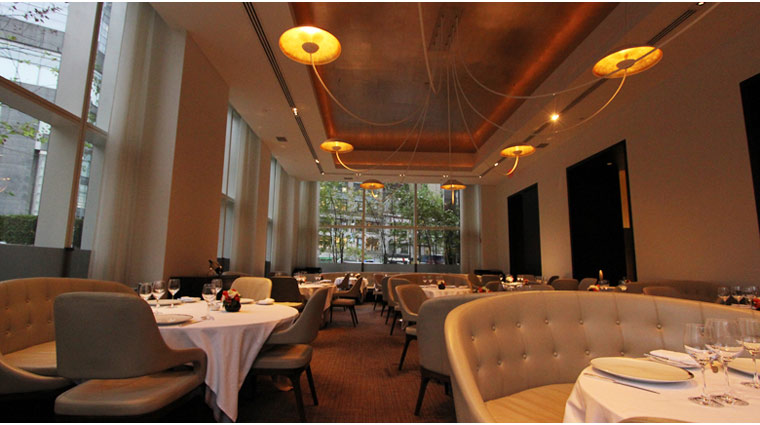 Jean Georges Interior Style
