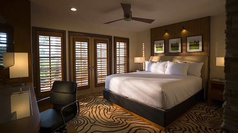 Villas of Grand Cypress Villa King Bedroom