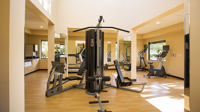 Villas of Grand Cypress Fitness Center