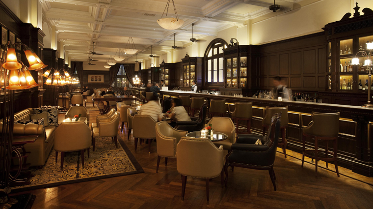 Waldorf Astoria Shanghai on the Bund Long Bar