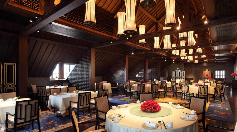 Wei Jing Ge Dining Room