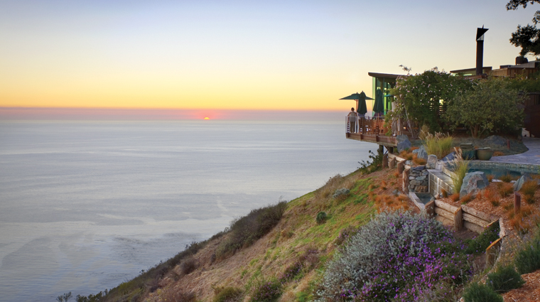 Sierra Mar Restaurant, Post Ranch Inn, Big Sur California