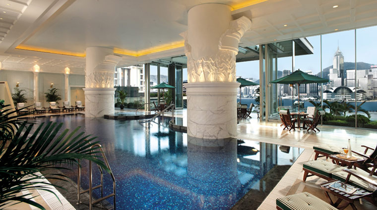 The Peninsula Spa by ESPA Hong Kong Pool