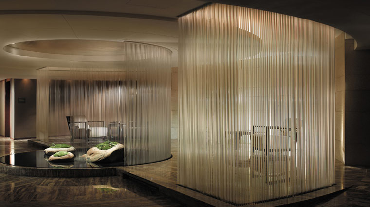 The Peninsula Spa by ESPA Hong Kong Waiting Area