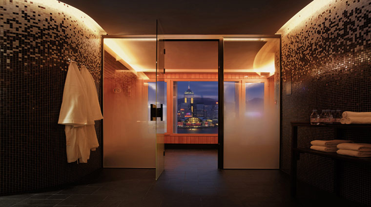 The Peninsula Spa by ESPA Hong Kong Sauna
