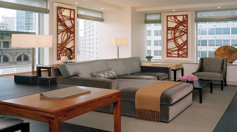 The St. Regis San Francisco Metropolitan Suite