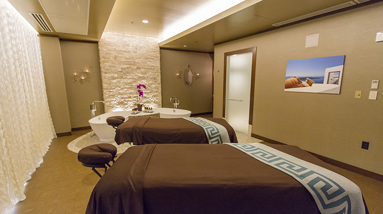 Aphrodite Couples Massage Room