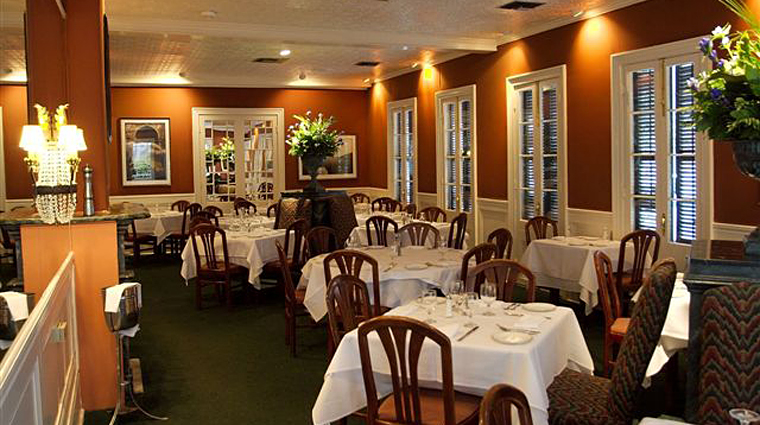 Bayona Restaurant in New Orleans Louisiana