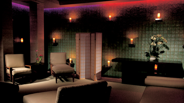 Spa Bellagio Las Vegas Relaxation Lounge